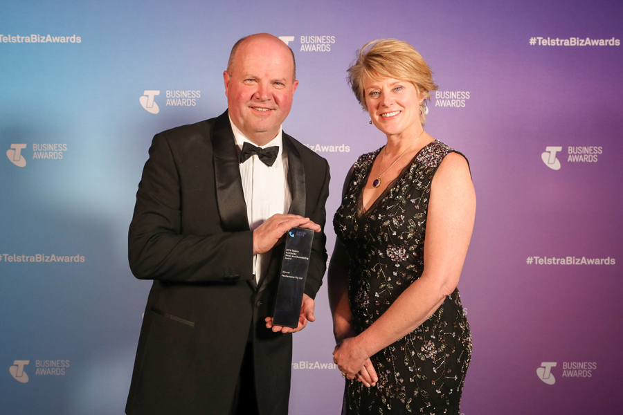 Telstra Small Business Award Winners